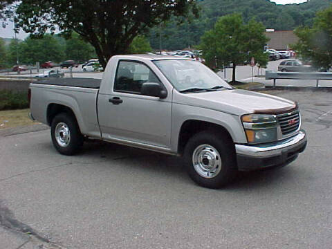 2008 GMC Canyon for sale at North Hills Auto Mall in Pittsburgh PA