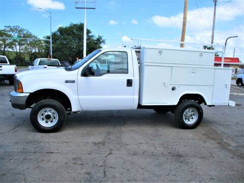 2001 Ford F-250 Super Duty for sale at Steffes Motors in Council Bluffs IA
