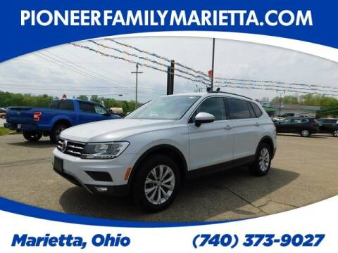 2018 Volkswagen Tiguan for sale at Pioneer Family preowned autos in Williamstown WV