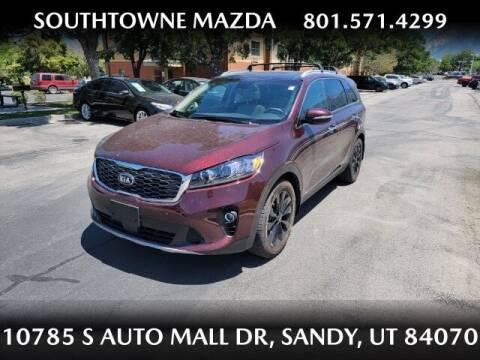 2020 Kia Sorento for sale at Southtowne Mazda of Sandy in Sandy UT