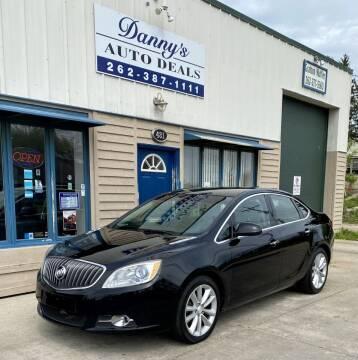 2012 Buick Verano for sale at Danny's Auto Deals in Grafton WI
