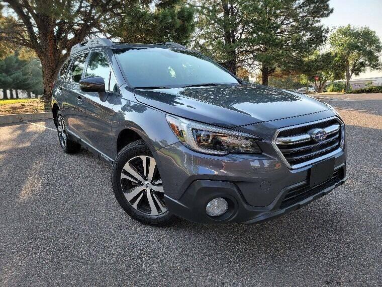 2019 Subaru Outback for sale at Summit Auto in Aurora CO