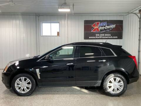 2011 Cadillac SRX for sale at Karl Pre-Owned - Webster City in Webster City IA
