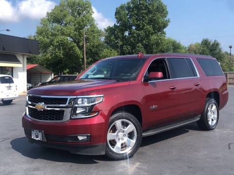 2016 Chevrolet Suburban for sale at J & L AUTO SALES in Tyler TX