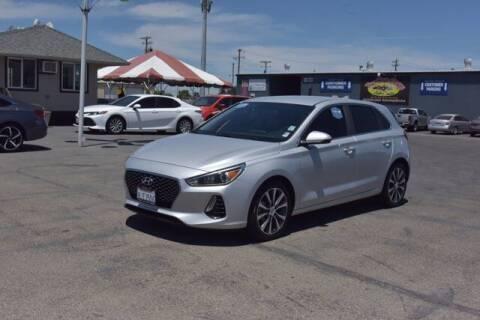 2018 Hyundai Elantra GT for sale at Choice Motors in Merced CA