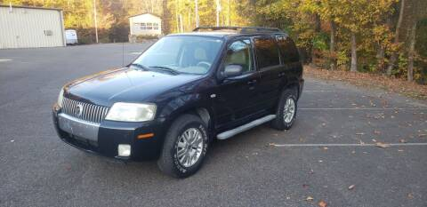 2006 Mercury Mariner for sale at Village Wholesale in Hot Springs Village AR