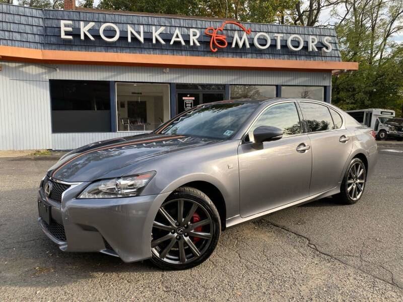 2015 Lexus GS 350 for sale at Ekonkar Motors in Scotch Plains NJ