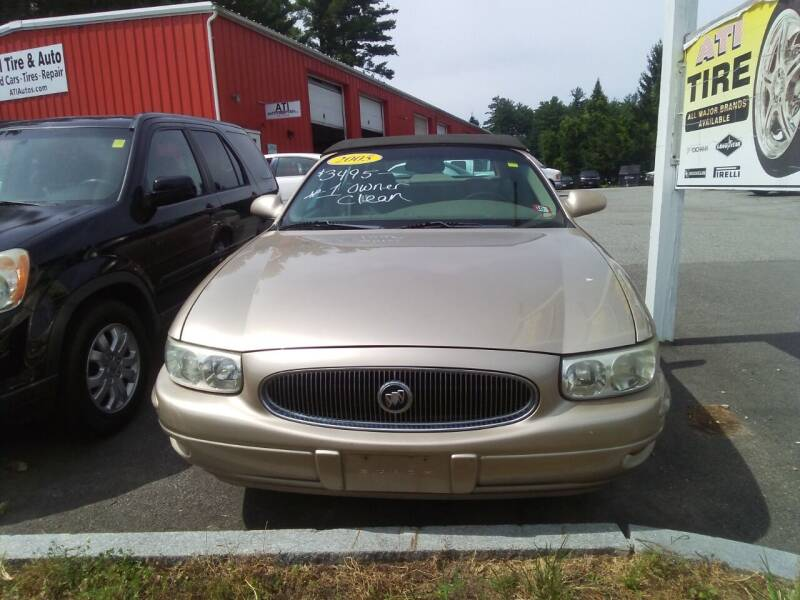 2005 Buick LeSabre for sale at ATI Automotive & Used Cars Inc. in Plaistow NH