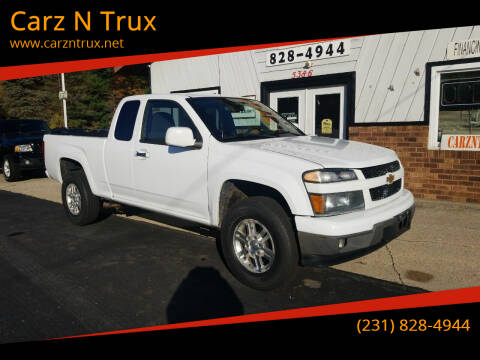 2010 Chevrolet Colorado for sale at Carz N Trux in Twin Lake MI