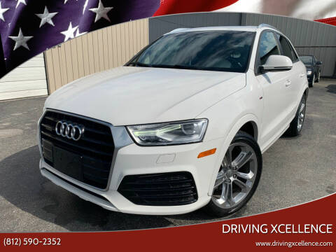 2018 Audi Q3 for sale at Driving Xcellence in Jeffersonville IN
