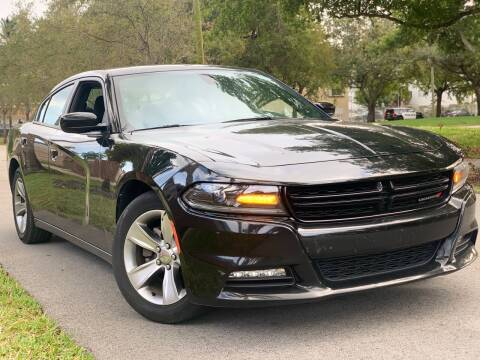 2017 Dodge Charger for sale at HIGH PERFORMANCE MOTORS in Hollywood FL