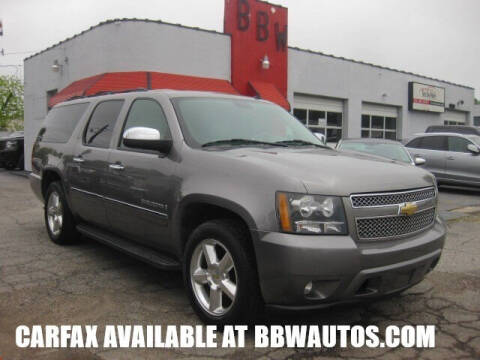 2009 Chevrolet Suburban for sale at Best Buy Wheels in Virginia Beach VA