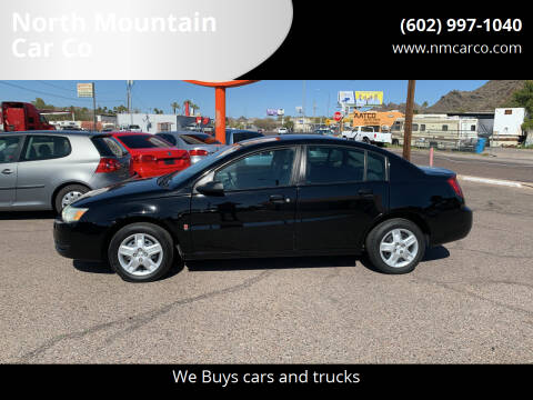 2006 Saturn Ion for sale at North Mountain Car Co in Phoenix AZ