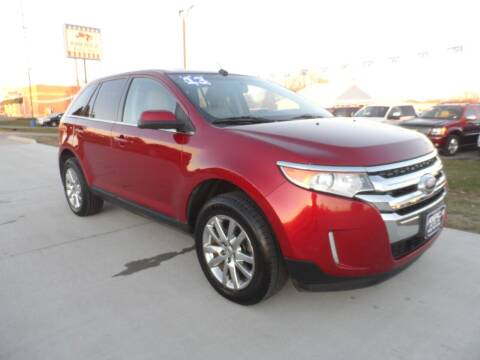 2013 Ford Edge for sale at America Auto Inc in South Sioux City NE