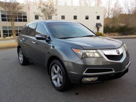 2011 Acura MDX for sale at Salton Motor Cars in Alpharetta GA