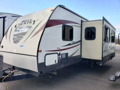 2015 Crossroads Hill country 26RB