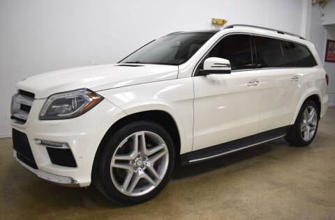 2014 Mercedes-Benz GL-Class for sale at Thoroughbred Motors in Wellington FL