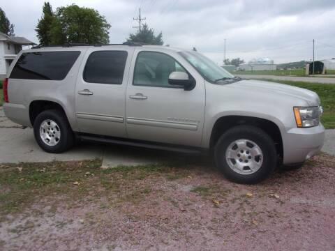 2009 Chevrolet Suburban for sale at CHUCK ROGERS AUTO LLC in Tekamah NE