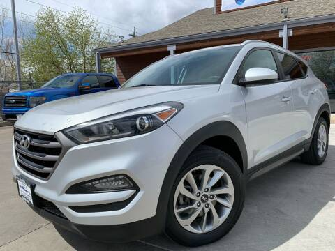 2016 Hyundai Tucson for sale at Global Automotive Imports in Denver CO