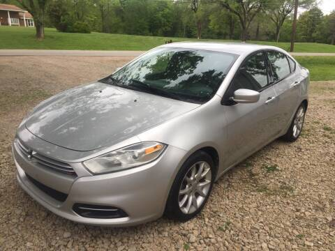 2013 Dodge Dart for sale at Budget Auto Sales in Bonne Terre MO