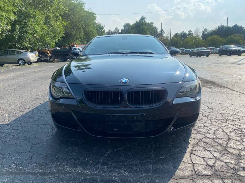 2006 BMW M6 for sale at Platinum Cars Exchange in Downers Grove IL