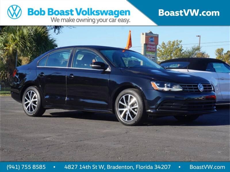 2018 Volkswagen Jetta for sale at Bob Boast Volkswagen in Bradenton FL