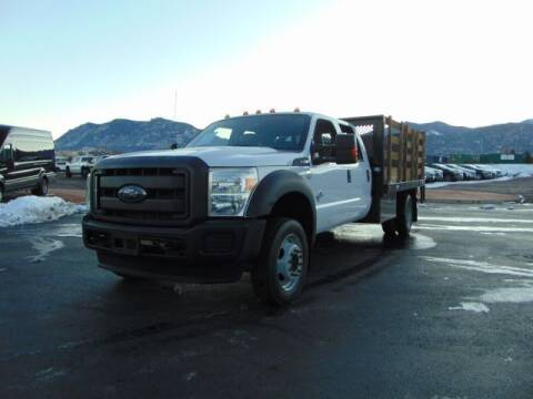 2014 Ford F-550 Super Duty for sale at Lakeside Auto Brokers in Colorado Springs CO