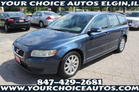 2008 Volvo V50 for sale at Your Choice Autos - Elgin in Elgin IL