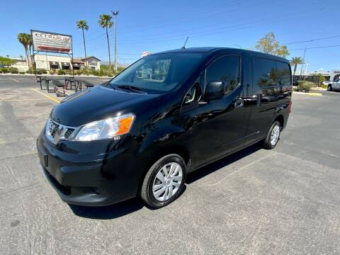 2017 Nissan NV200 for sale at Charlie Cheap Car in Las Vegas NV