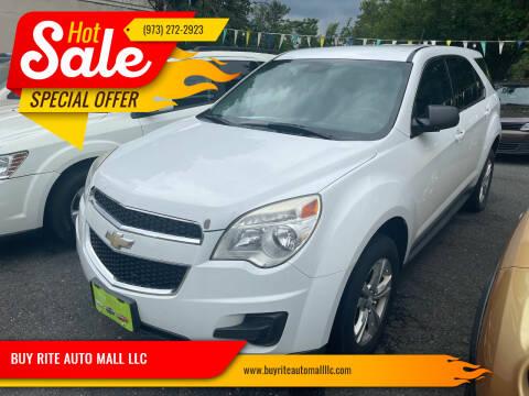 2014 Chevrolet Equinox for sale at BUY RITE AUTO MALL LLC in Garfield NJ