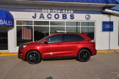 2021 Ford Edge for sale at Jacobs Ford in Saint Paul NE