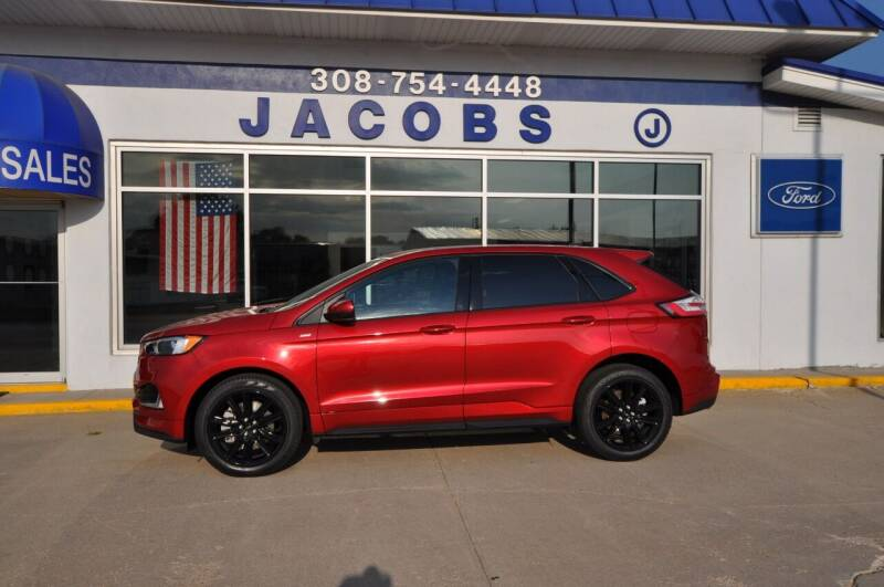 2021 Ford Edge for sale in Saint Paul, NE