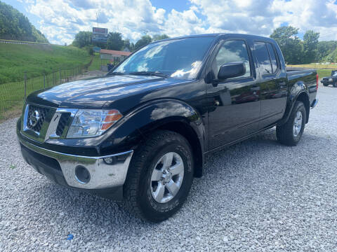 2010 Nissan Frontier for sale at Gary Sears Motors in Somerset KY
