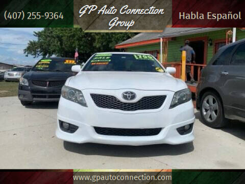2010 Toyota Camry for sale at GP Auto Connection Group in Haines City FL
