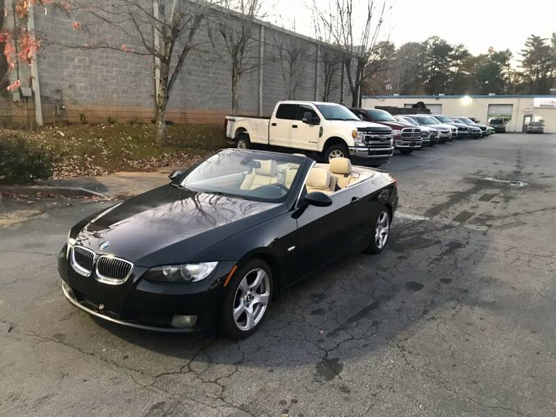 2007 BMW 3 Series for sale at Five Brothers Auto Sales in Roswell GA