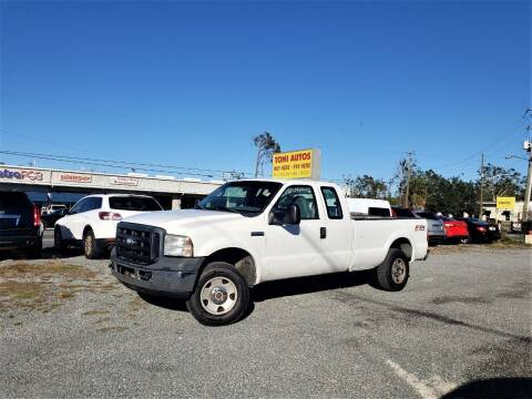 2006 Ford F-250 Super Duty for sale at TOMI AUTOS, LLC in Panama City FL