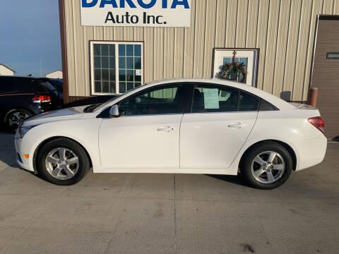 2014 Chevrolet Cruze for sale at Dakota Auto Inc. in Dakota City NE