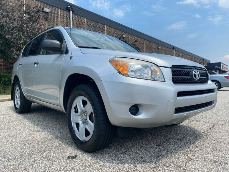2008 Toyota RAV4 for sale at Classic Motor Group in Cleveland OH
