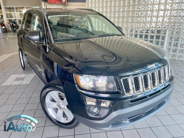 2016 Jeep Compass for sale at iAuto in Cincinnati OH