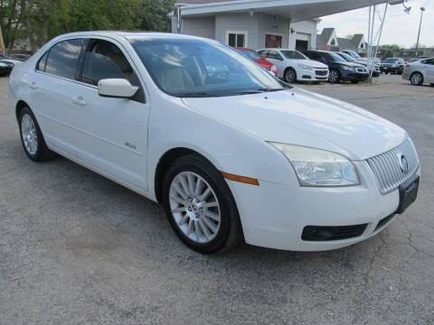 2008 Mercury Milan for sale at St. Mary Auto Sales in Hilliard OH