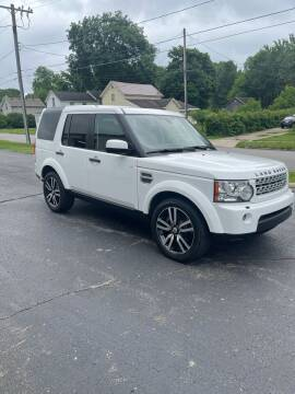 2012 Land Rover LR4 for sale at Austin Auto in Coldwater MI