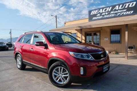 2014 Kia Sorento for sale at Beach Auto and RV Sales in Lake Havasu City AZ