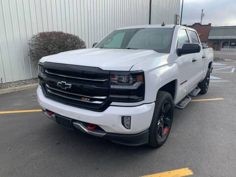 2018 Chevrolet Silverado 1500 for sale at DAVENPORT MOTOR COMPANY in Davenport WA
