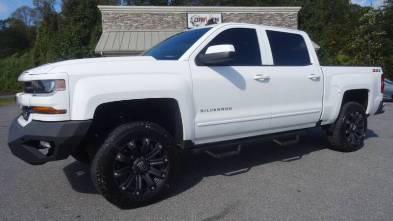 2016 Chevrolet Silverado 1500 for sale at Driven Pre-Owned in Lenoir NC