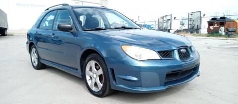 2007 Subaru Impreza for sale at AUTOMOTIVE SOLUTIONS in Salt Lake City UT