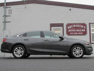 2018 Chevrolet Malibu for sale at Brubakers Auto Sales in Myerstown PA