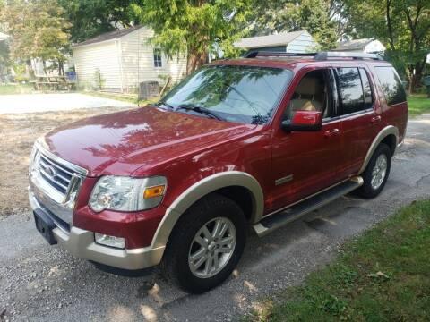 2007 Ford Explorer for sale at REM Motors in Columbus OH
