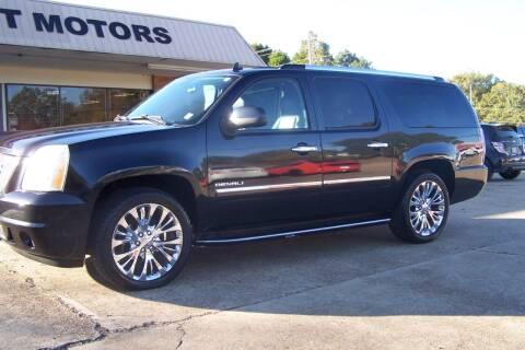 2011 GMC Yukon XL for sale at HILLCREST MOTORS LLC in Byram MS