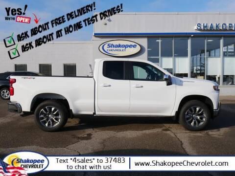 2021 Chevrolet Silverado 1500 for sale at SHAKOPEE CHEVROLET in Shakopee MN
