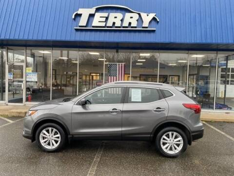 2017 Nissan Rogue Sport for sale at Terry of South Boston in South Boston VA